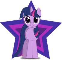 Twilight Sparkle by Senkan