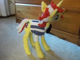 Flam Plush Backside by bigtimetransfan27