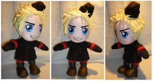 Denmark Plush by S2Plushies