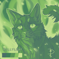 [CHALLENGE] - Hollyleaf [This Is My Swamp] by Fox-Desert