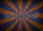 Interrobang!? by sethward