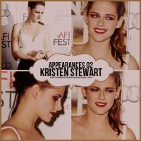 Appearances 02 Kristen Stewart by MissJanePattinson
