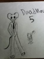 deadmau 5 by goicesong1