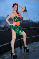 Latex Castle Guard II. by Honeyhair