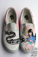 Shoes For Paige by BBEEshoes