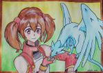 Silica, watercolor 2 by realm-of-lost-minds