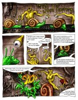 Snail Factory 1 by AriBach