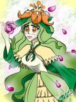Lilligant with Rose by 0nYeen