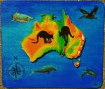 The Nature of Australia by ErikBrush