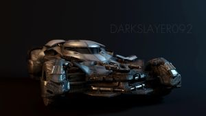 SnyderMobile - Batman Arkham Knight by Darkslayer092