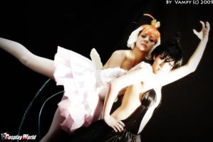 Princess Tutu Cosplay - Fight by LyTao