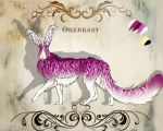Orebeast #7- Cheshire by RENA-LOVES-LUCA