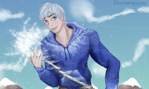 Jack Frost (Crop) by deathgenebunny