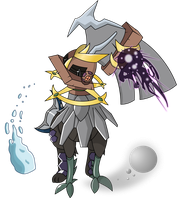 Type: Null God Form