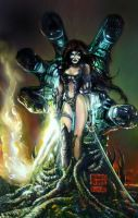 Witchblade by blairsmith