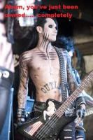 .:Owned:. Ashley Purdy by WolfyLoveYou