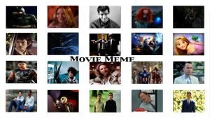 My Movie Meme by Normanjokerwise