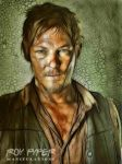 The Walking Dead: Daryl:  Fractalius Re-Edit by nerdboy69