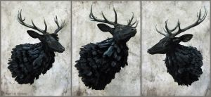 Swiggity Swag The Nightmare Stag by rcahern