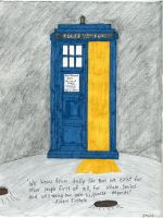 Friend in a Tardis by SMS00