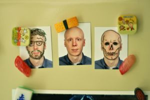 The Three Faces of Mr. Hoye by ihavenodink