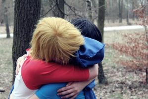 Dave Strider and John Egbert ! 02 by AwesomeShuri