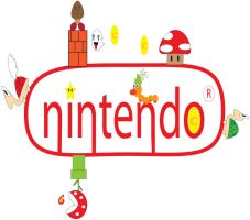 Nintendo Logo by angelsoflight