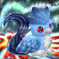 Articuno by AngelFang-CryingRain