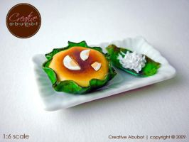 Miniature Bibingka by CreativeAbubot