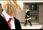 Durarara - Shizuo and Izaya 4 by Amapolchen