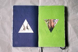 I have a collage book 16 by LTKJJ