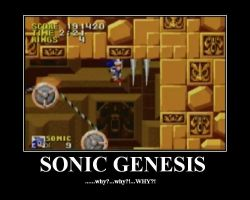 Sonic Genesis by dburch01