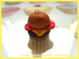 burger charm revisited by citruscouture