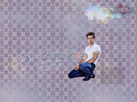 Chris Pine wallpaper by SaidaGP