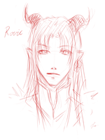 Sketch : Rovic by Michron