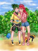 i wanna b in the pokemon world by red3erry
