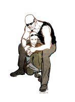 Riddick and Jack by Emmanation