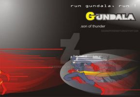 Run Gundala, Run by indonesia