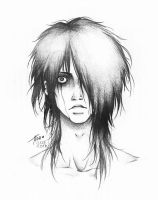 Uruha_too much pain to live with it by KaZe-pOn