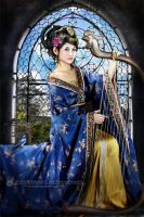 Oriental Princess by FrozenStarRo