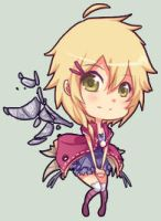 SPLEEN: Chibi Fanyy by Quiss