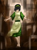 Toph by Tao-mell