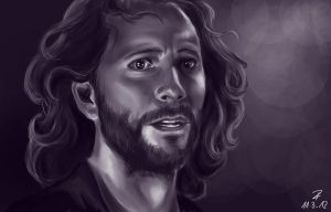 Lost - Desmond Hume by Prof-Dr-Dr-Weird