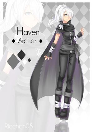 [CM] Haven Archer by Ricchan08