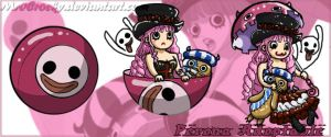 Perona Squiby pet by Mr0Crocky