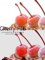 Cherry PSD by loveelydesigns
