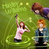 Hayley Williams Blend by TheYamiiSa