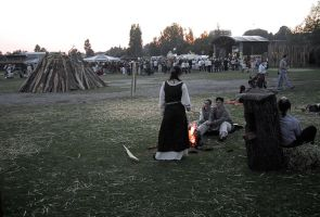 Viking Event in Schleswig by nadda1984