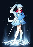 Ice Queen by Polkadot-Creeper