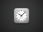 Clock Icon by Friggog